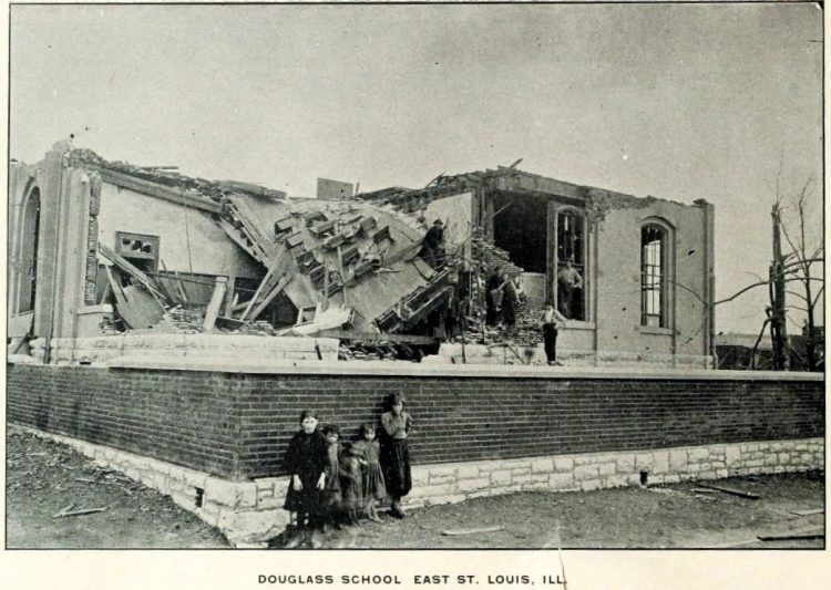 Devastation from deadly tornadoes St Louis 1896 (13)