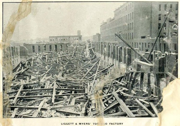 Devastation from deadly tornadoes St Louis 1896 (19)