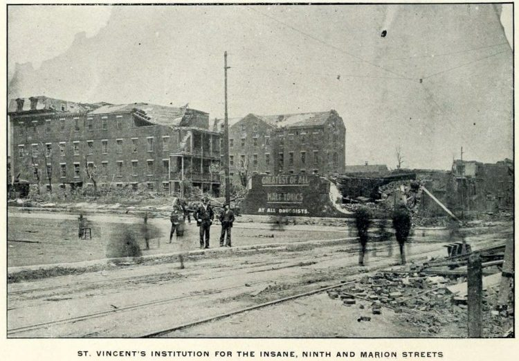 Devastation from deadly tornadoes St Louis 1896 (4)