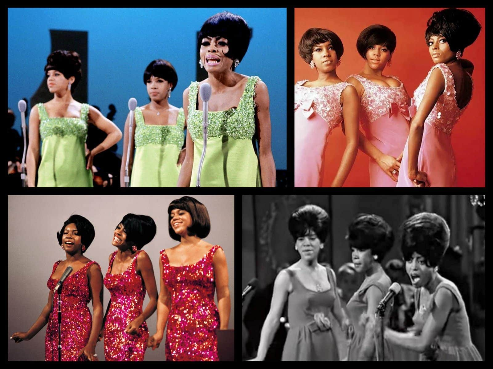 Diana Ross & Supremes dieulois