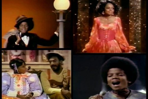 Diana Ross's TV special with The Jackson 5, Bill Cosby & Danny Thomas (1971)