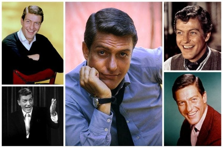 Dick Van Dyke Interviews, insights images from the long career of this multi-talented star
