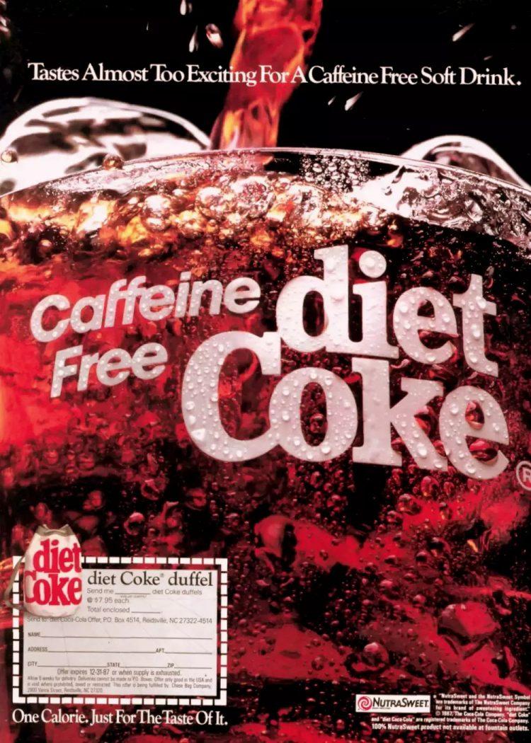 Diet Coke 1987