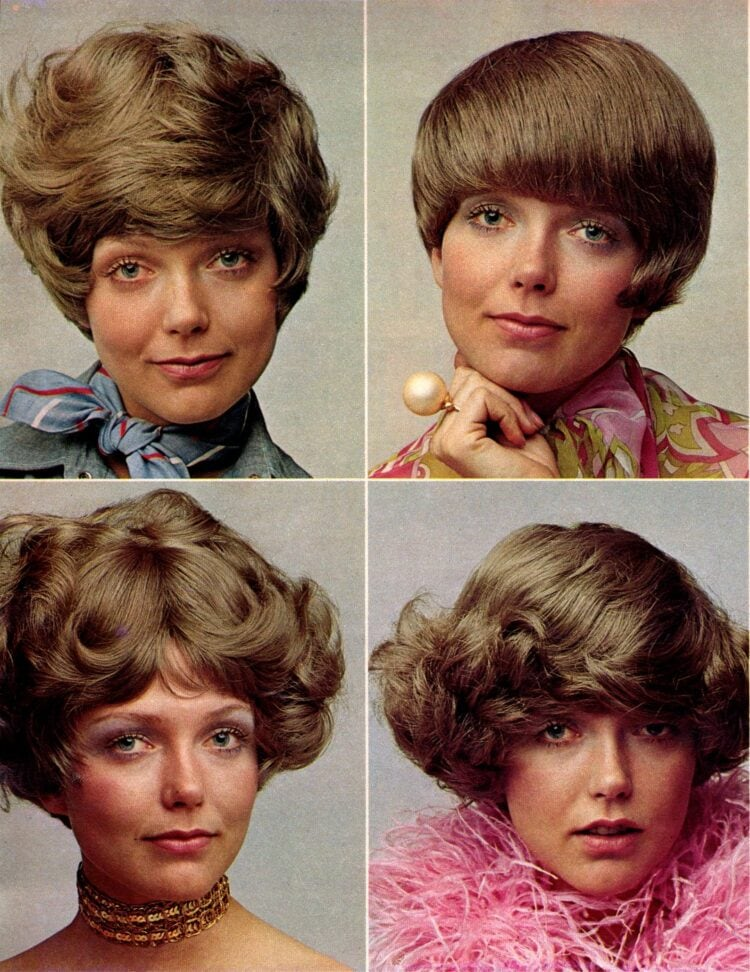 Different '70s hairstyles from 1970 (1)