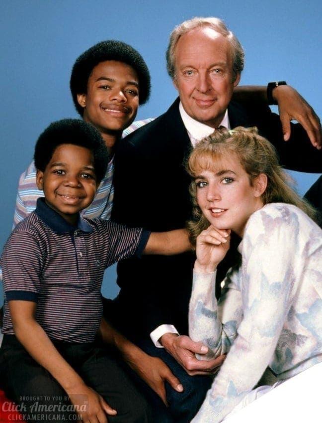 Diff'rent Strokes sitcom cast
