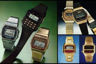 Digital watches for everyone The hot gift-giving trend of the late '70s
