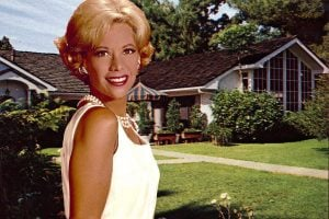 Dinah Shore - Home tour
