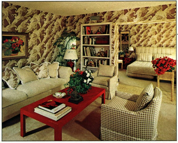 Dinah Shore's Beverly Hills house in 1978 (1)