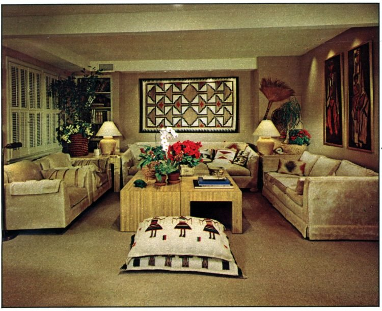 Dinah Shore's Beverly Hills house in 1978 (8)
