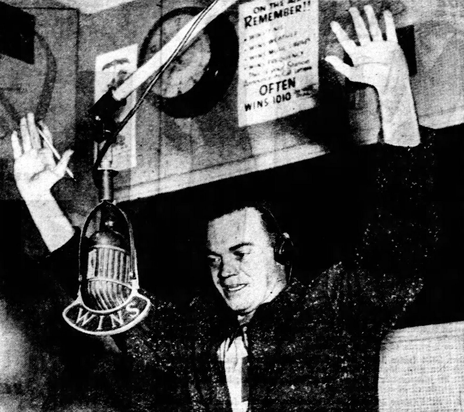 Disc jockey, Alan Freed 1955