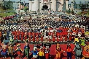 Disney World opens (1971)
