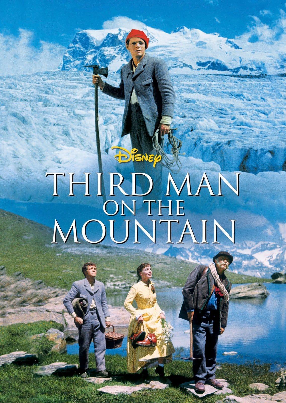 Disney movie, Third Man on the Mountain (1)