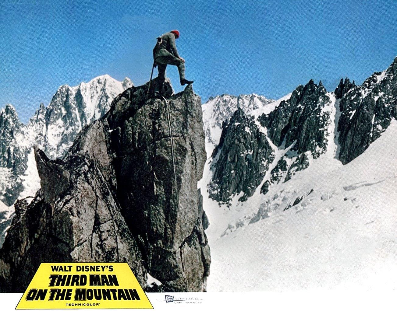 Disney movie, Third Man on the Mountain (3)
