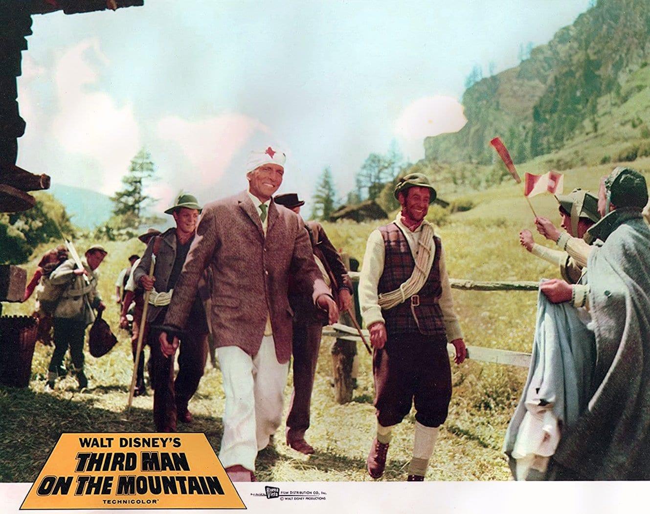 Disney movie, Third Man on the Mountain (4)
