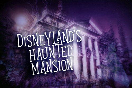 Disneyland - Haunted Mansion