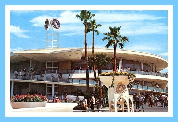 Disneyland vintage Carousel of Progress