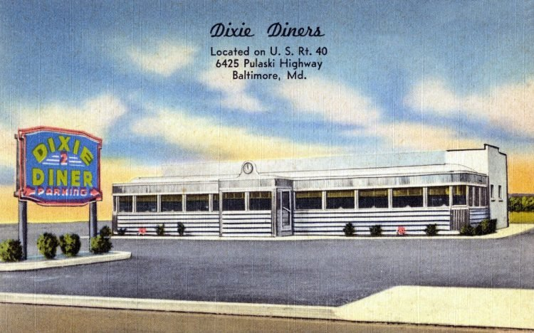 Dixie Diners - Baltimore Maryland