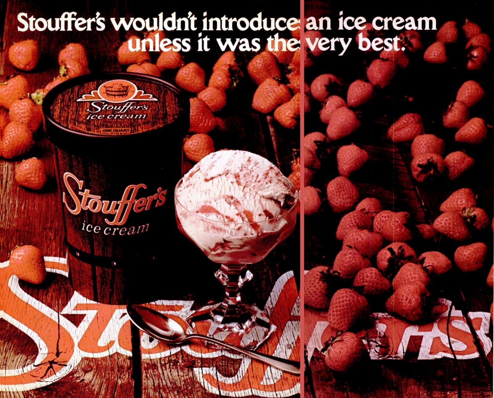 Do you remember Stouffer's ice cream
