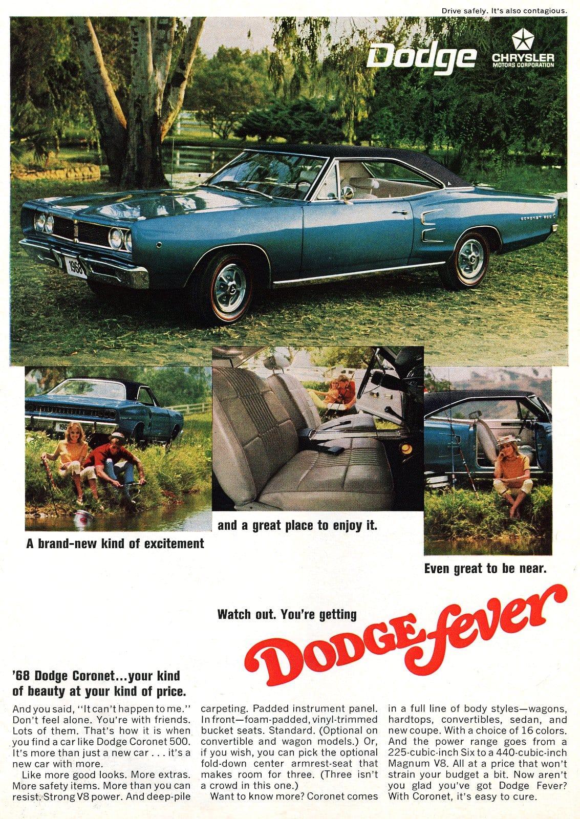 Dodge Fever - 1967 Coronet
