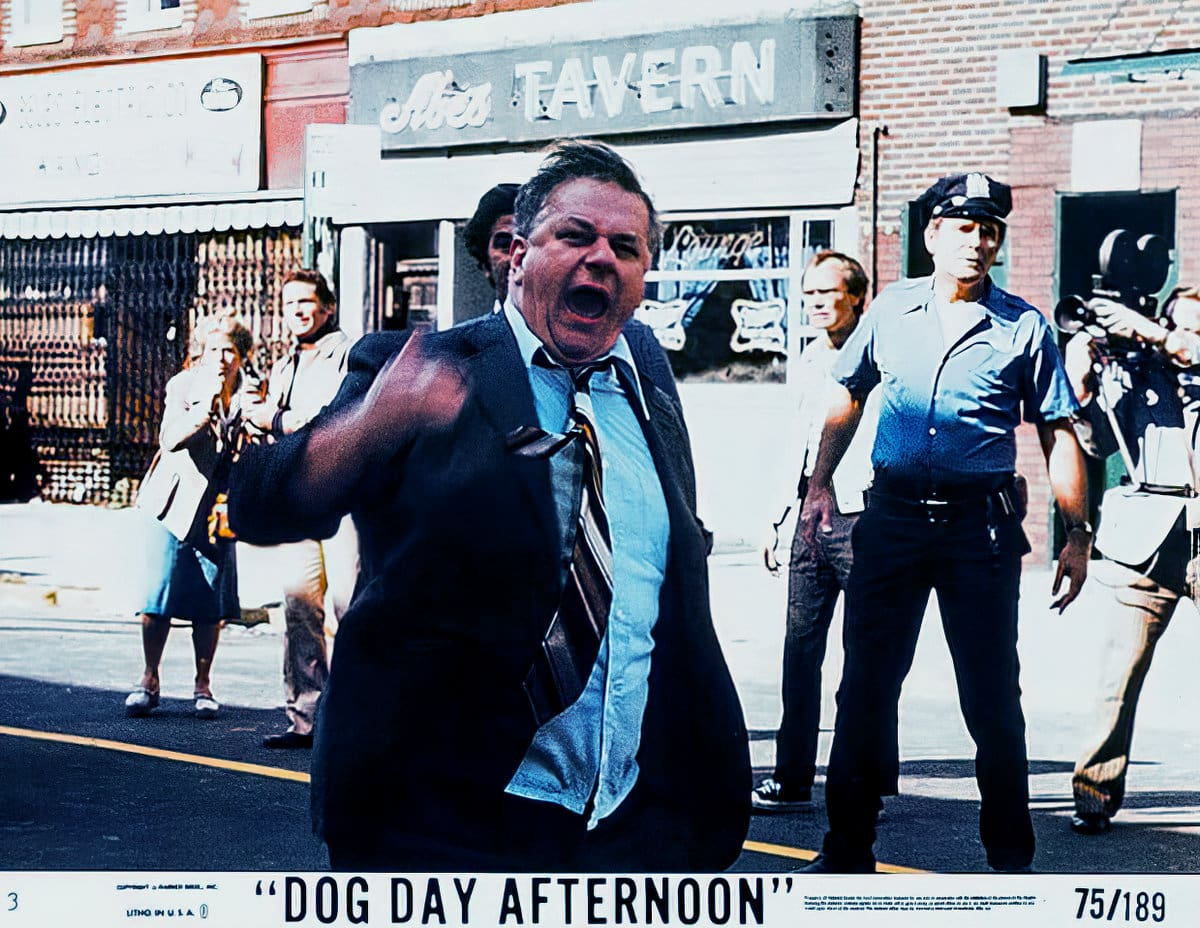 Dog Day Afternoon - vintage movie lobby card 1975 (6)