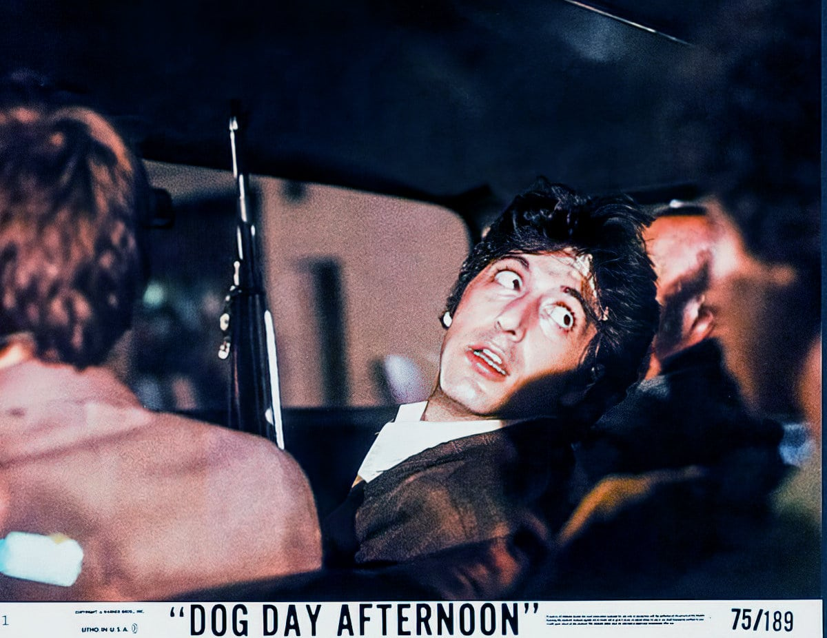 Dog Day Afternoon - vintage movie lobby card 1975 (7)