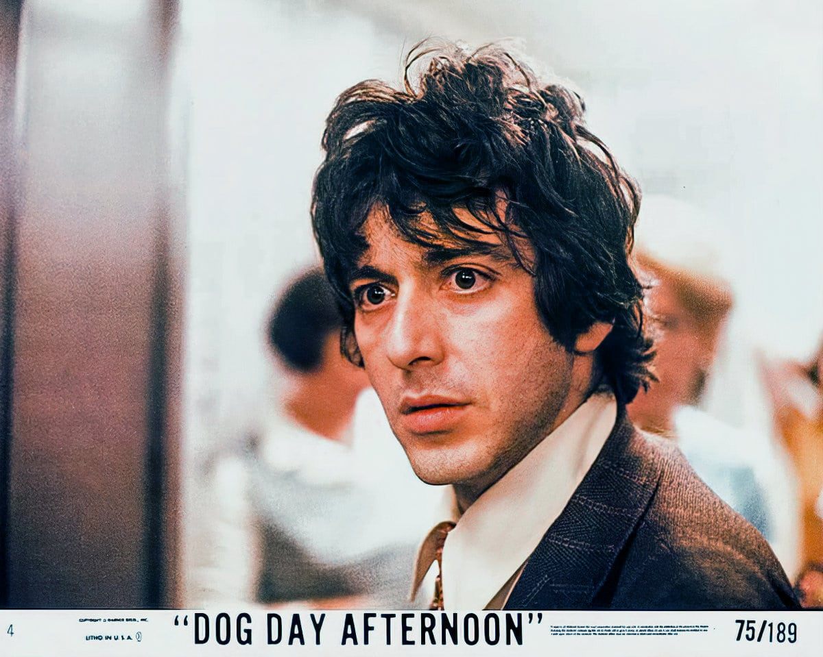 Dog Day Afternoon - vintage movie lobby card 1975 (8)