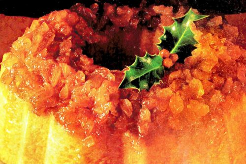 Dole's crushed pineapple upside-down bundt cake recipe