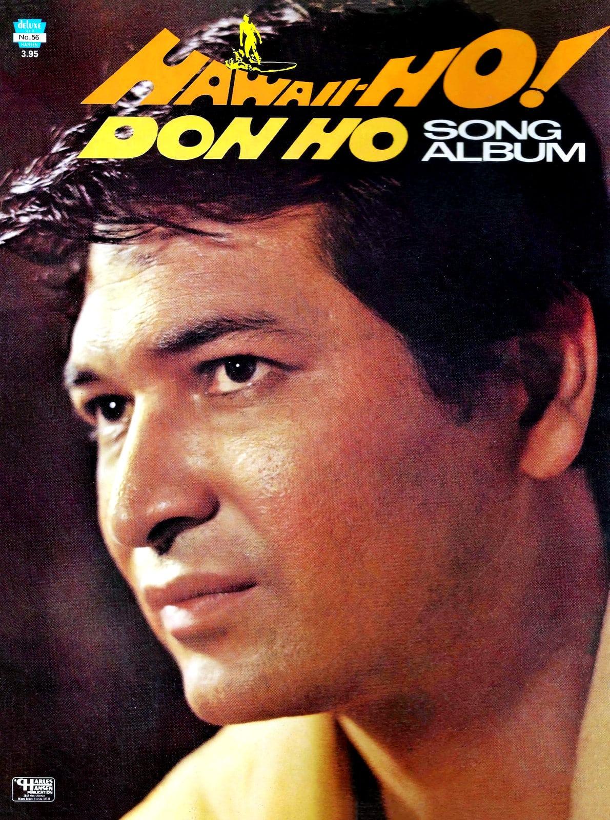 Don Ho - Vintage Hawaii Ho song album
