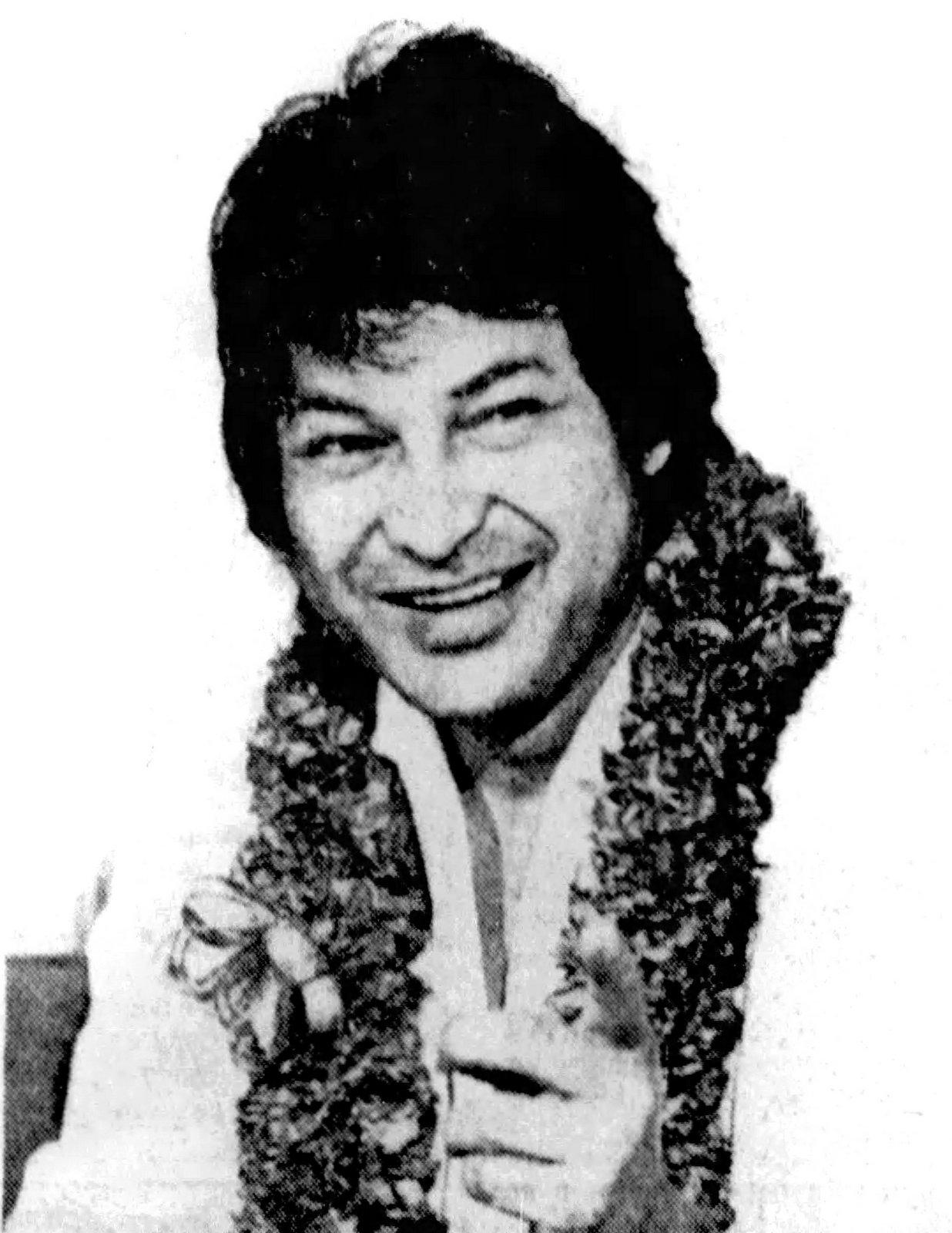 Don Ho in 1970