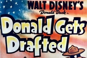 Donald Gets Drafted - Donald Duck WWII movie 1942