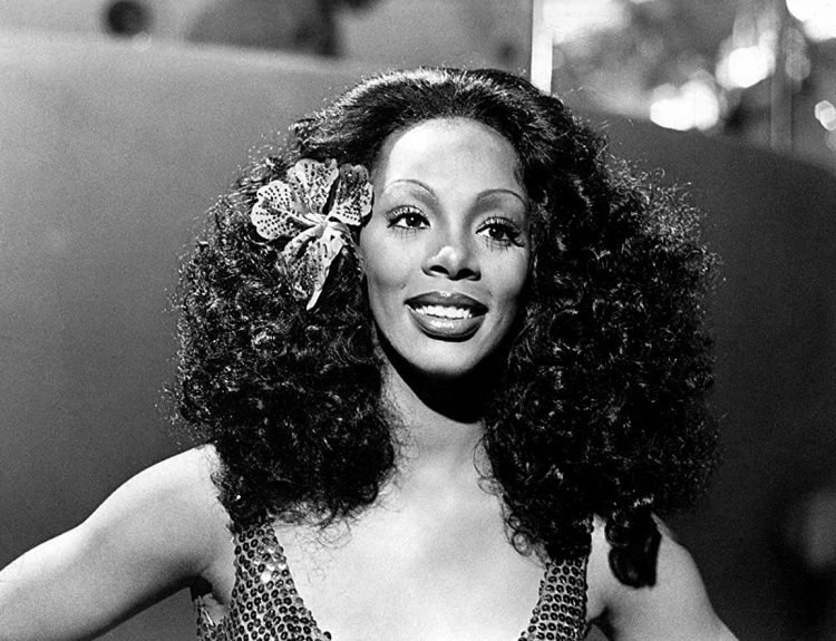 Donna Summer publicity photo
