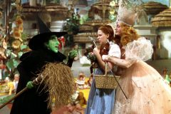 Dorothy with the Wicked Witch and Glinda - Wizard of Oz