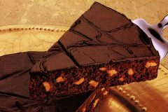 Double dark decadent brownie pie recipe 1987 - Divine decadence