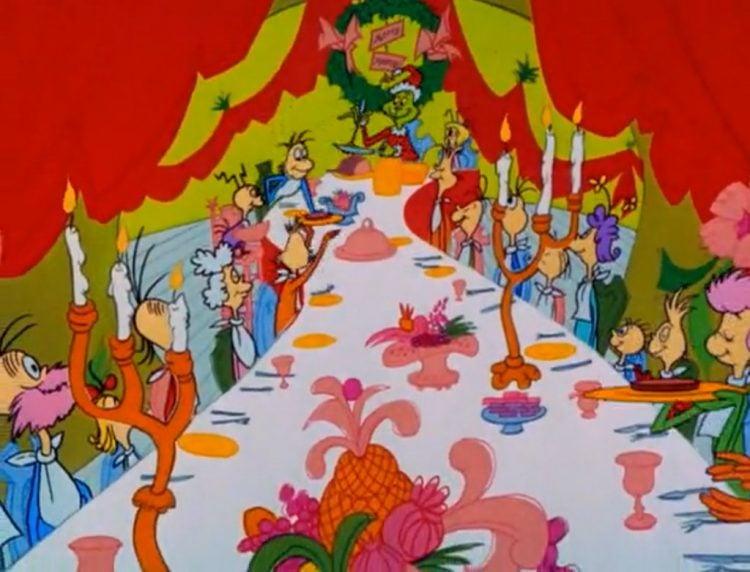 Dr Seuss' How the Grinch Stole Christmas classic cartoon (1)