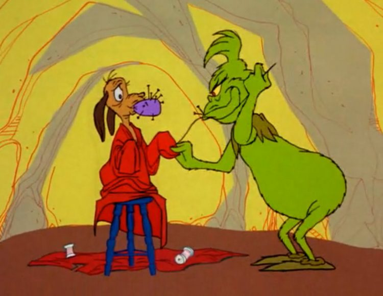 Dr Seuss' How the Grinch Stole Christmas classic cartoon (14)