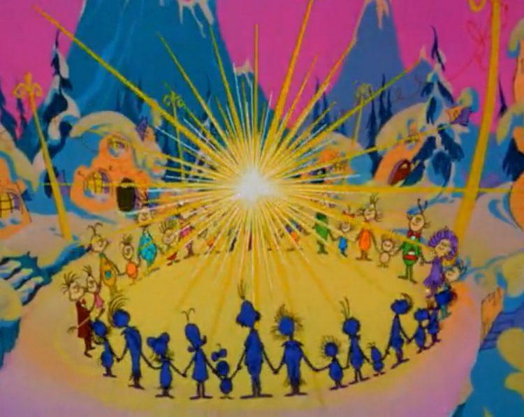 Dr Seuss' How the Grinch Stole Christmas classic cartoon (16)