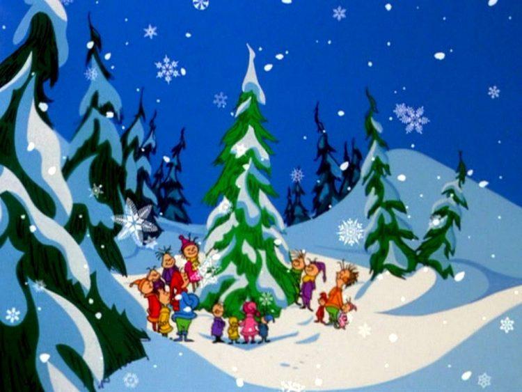 Dr Seuss' How the Grinch Stole Christmas classic cartoon (3)
