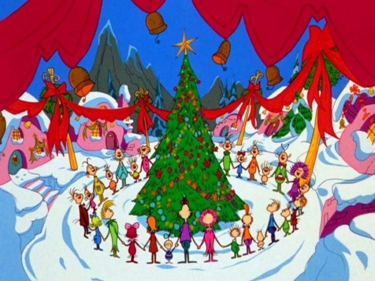 Dr Seuss' How the Grinch Stole Christmas classic cartoon (6)