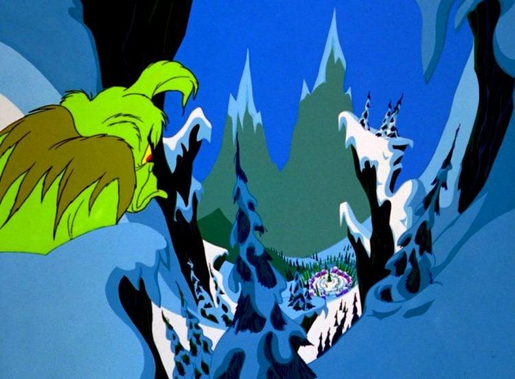 Dr Seuss' How the Grinch Stole Christmas classic cartoon (7)