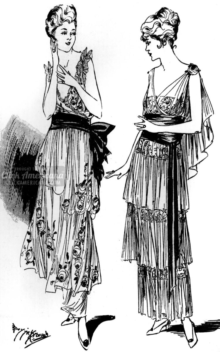Vintage fashion for women