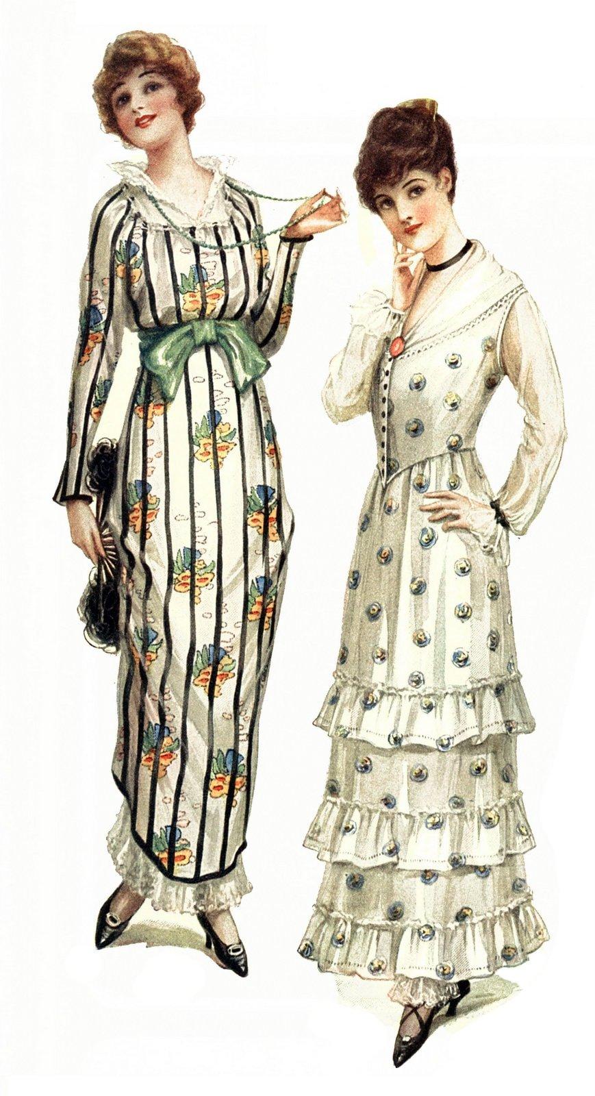 Dresses for women (1914)