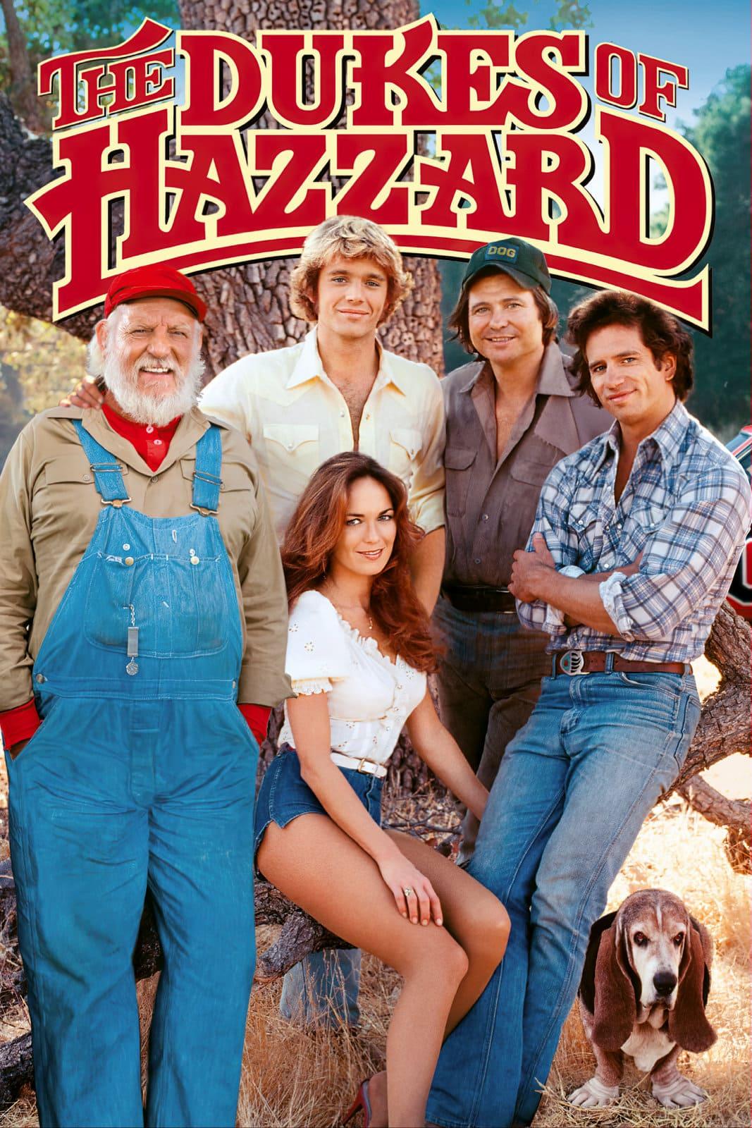 Dukes of Hazzard DVD cover