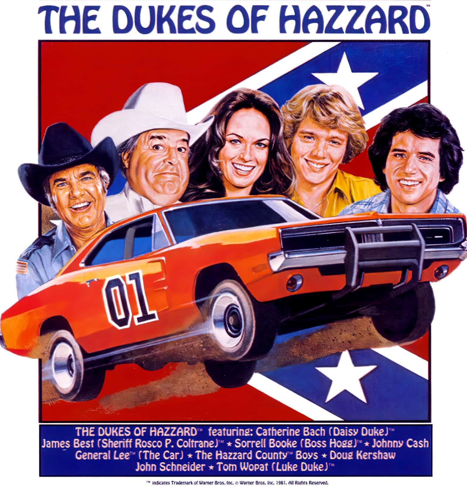 Dukes of Hazzard soundtrack