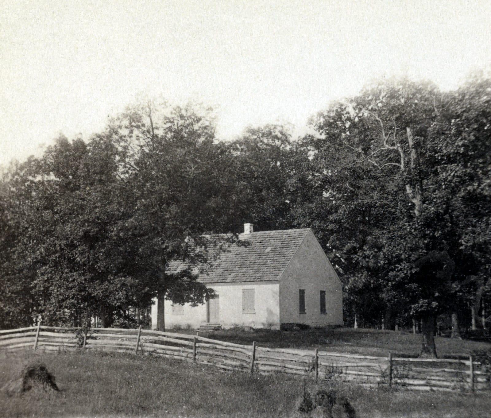 Dunker Church - Antietam, Maryland (1862)