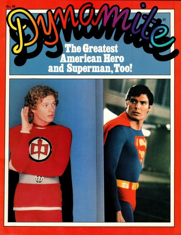Dynamite Greatest American Hero Superman