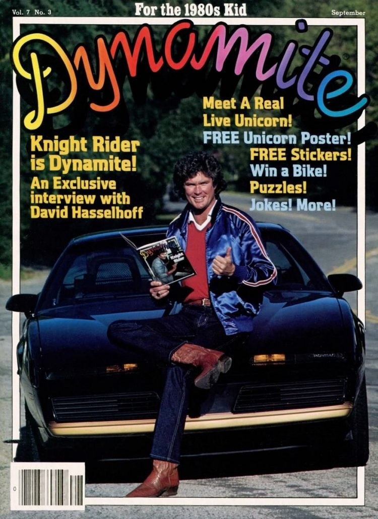 Dynamite Knight Rider