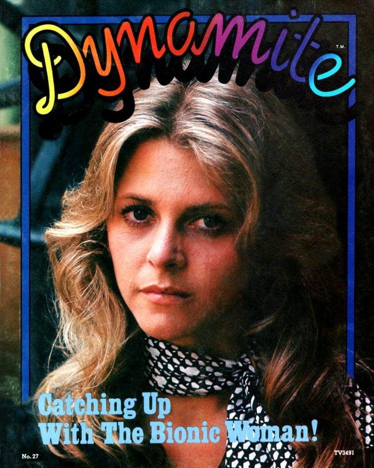Dynamite Lindsay Wagner Bionic Woman