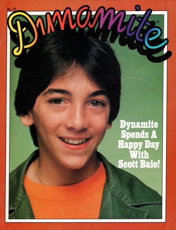 Dynamite Scott Baio