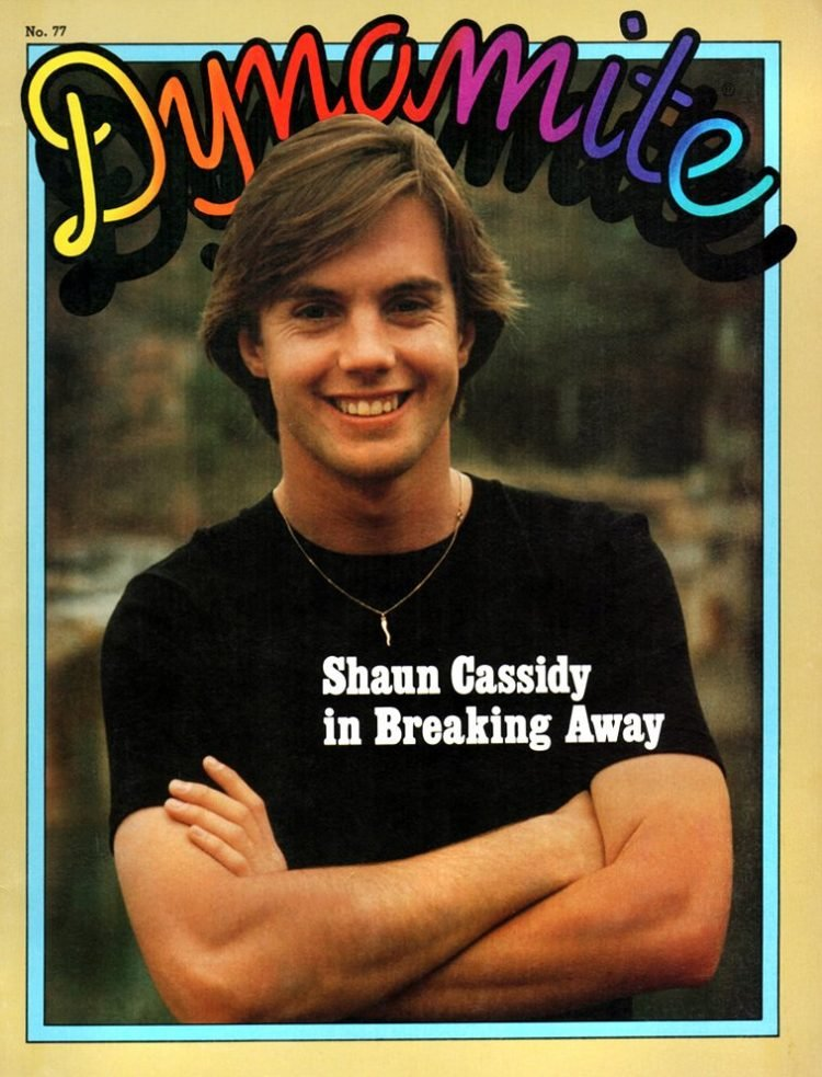 Dynamite Shaun Cassidy Breaking Away