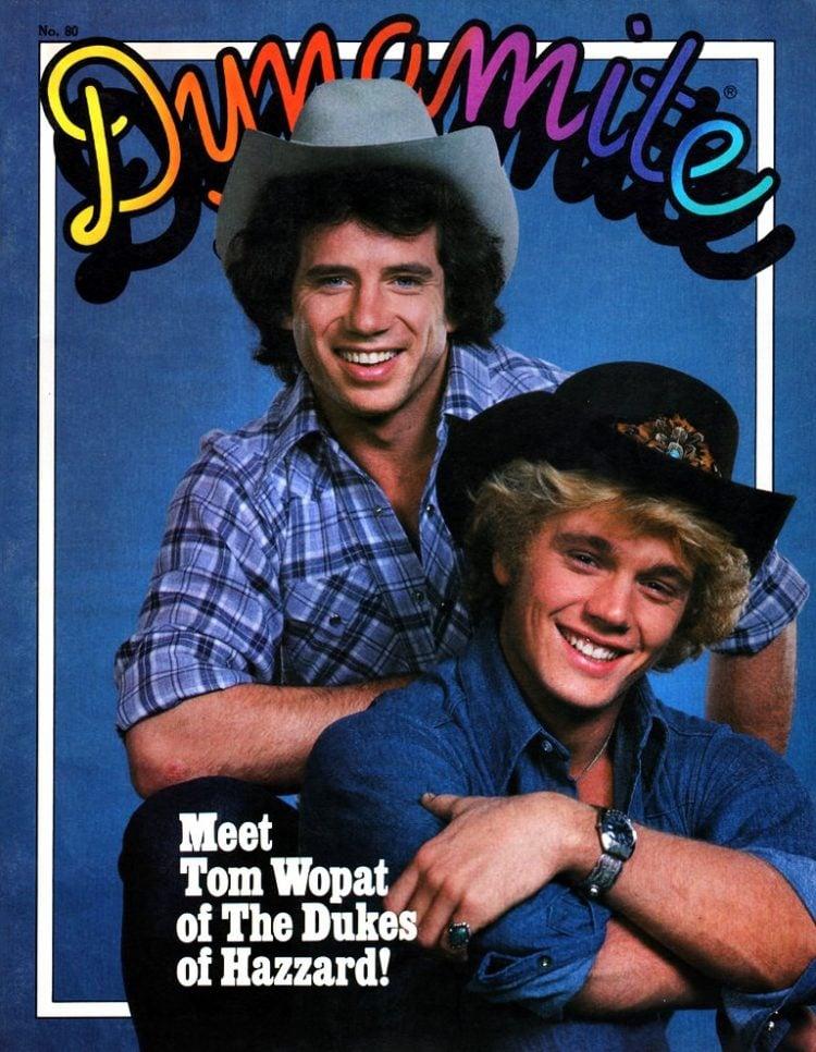 Dynamite magazine Dukes of Hazzard